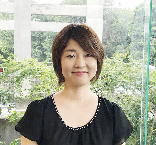 業務推進室 副主任 上野 洋子