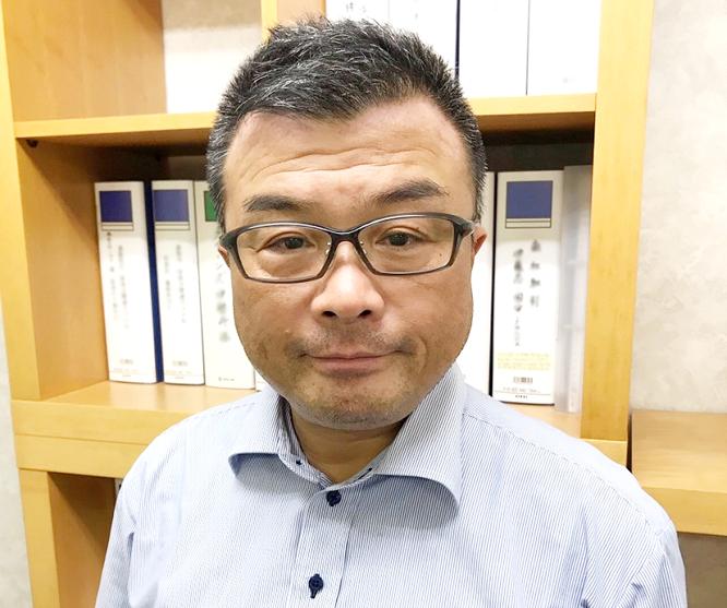 大豆エナジー㈱ サルフォルセ事業部長 久池井 博