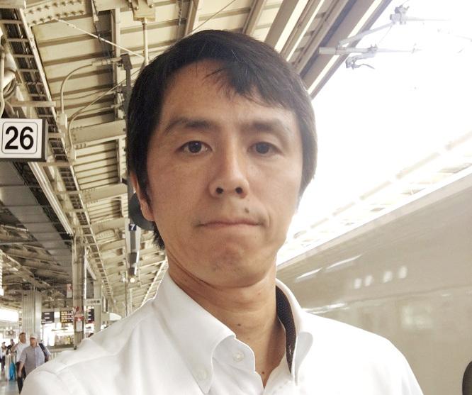 営業推進室(福岡事務所) 副主任 西村 卓也