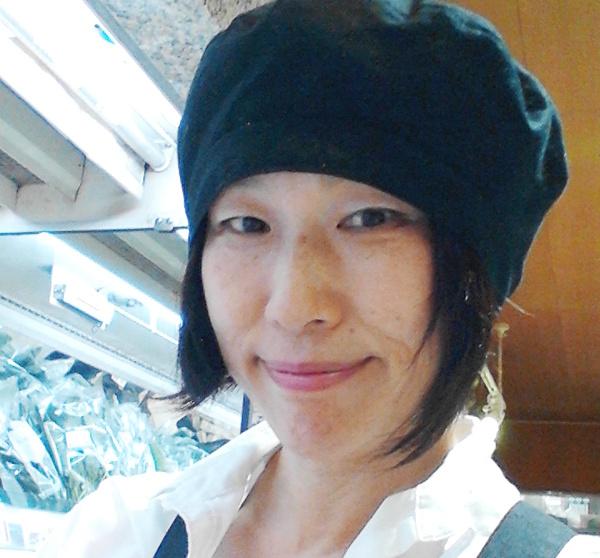 東京試食販売スタッフ(営業推進室)狩俣 香織