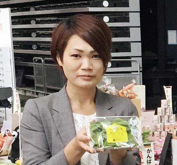 営業推進室 副主任 山下 尚美