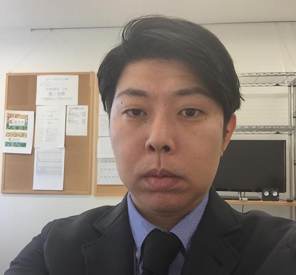 営業推進室 リーダー 山田 奉文