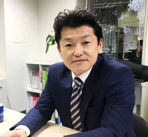 栽培管理部・営業部 部長 広川 学