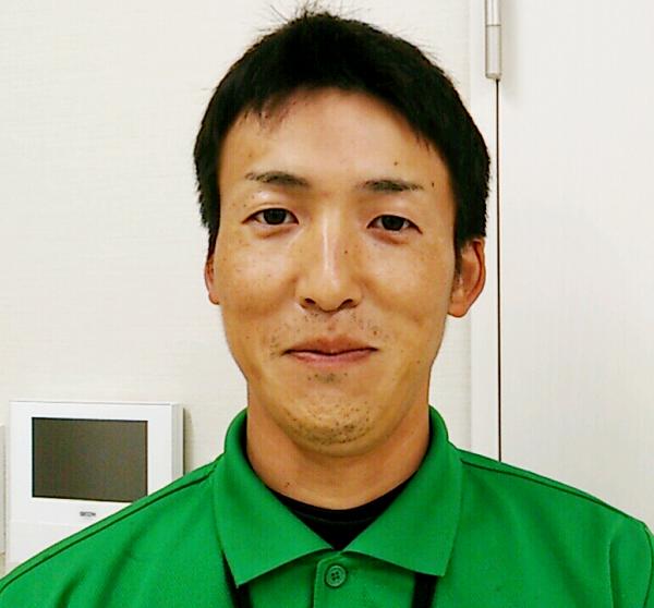 工場管理室 サブリーダー 渡邉 章宏