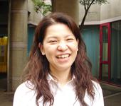 総務経理室 今田 照美