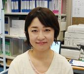 業務推進室 上野 洋子